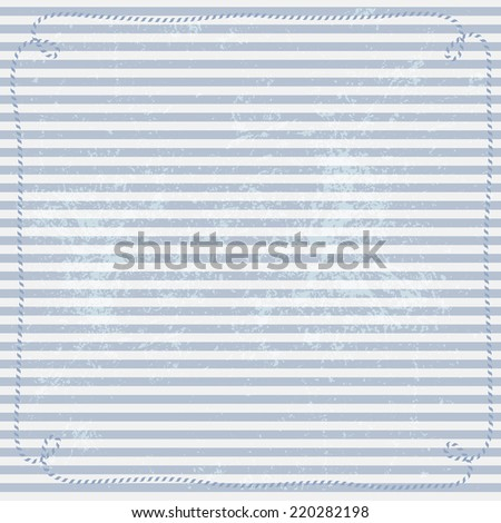 blue stripes on white background - stock vector