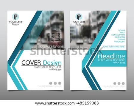 blue technology cover business brochure vector design leaflet advertising abstract background modern poster magazine
