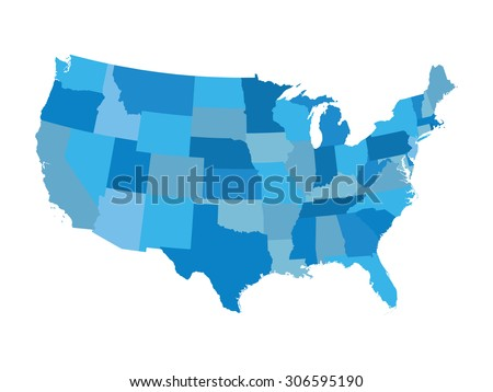 United States Map Stock Images RoyaltyFree Images Vectors - Image of united states map