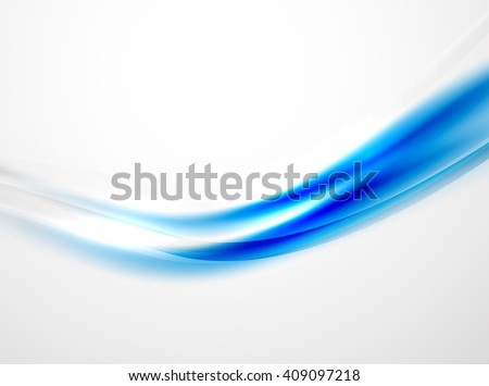 Blue wave. Vector blue wave. Blue wave abstract background. Blue background. Blue corporate. Blue wave template. Blue wave abstract business pattern. Blue wave business card - stock vector