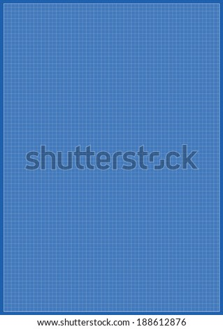 Blueprint millimeter paper a 3 reel size stock vector 188612876 blueprint millimeter paper a3 reel size sheet white background malvernweather Image collections
