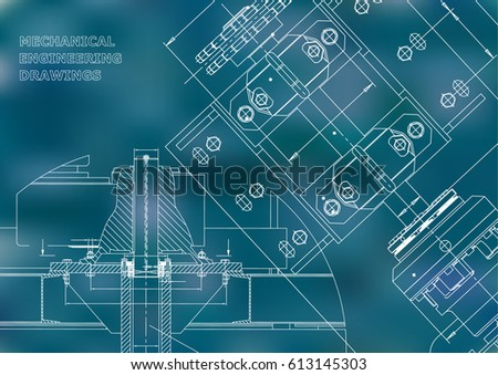 Blueprints mechanical construction technical design engineering blueprints mechanical construction technical design engineering cover banner blue malvernweather