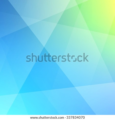 Blurred background. Modern pattern. Abstract vector illustration.  - stock vector