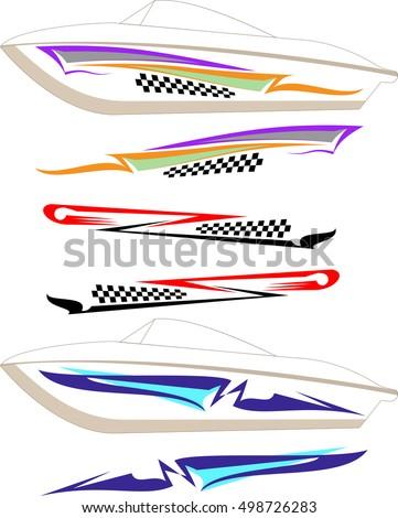 Car Sticker Design Stock Images RoyaltyFree Images Vectors - Car sticker design