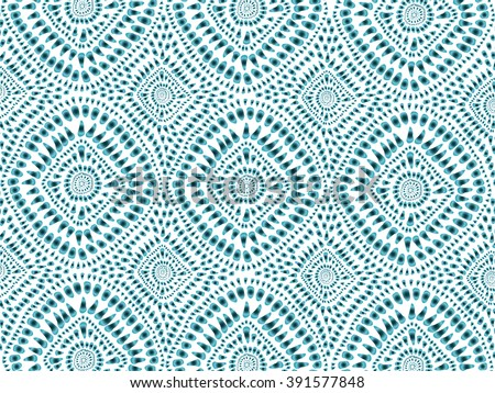 Vector illustration in rank M-rank: Boho tie-dye background