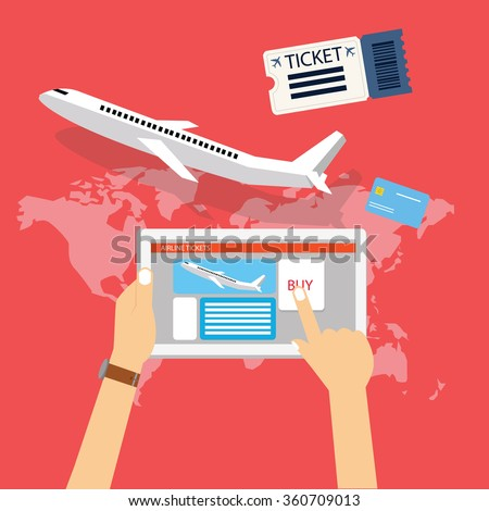 Air Plane Ticket