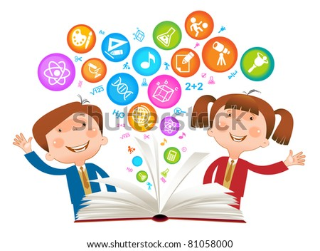 Children books Stock Photos, Images, & Pictures | Shutterstock