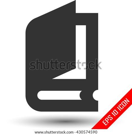Book Icon, Book Icon Vector, Book Icon Flat, Book Icon Sign, Book Icon App, Book Icon UI, Book Icon Art, Book Icon Logo, Book Icon Web, Book Icon, Book Icon JPG, Book Icon EPS, Book Icon - stock vector