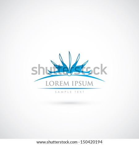 Book sign - vector illustration - stock vector