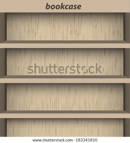 bookcase background for ebook