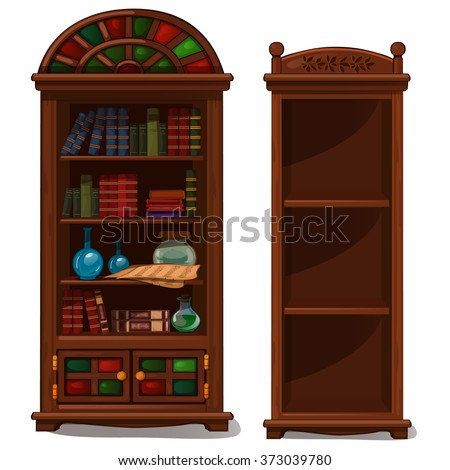 Bookcase Stock Images Royalty Free Images Amp Vectors