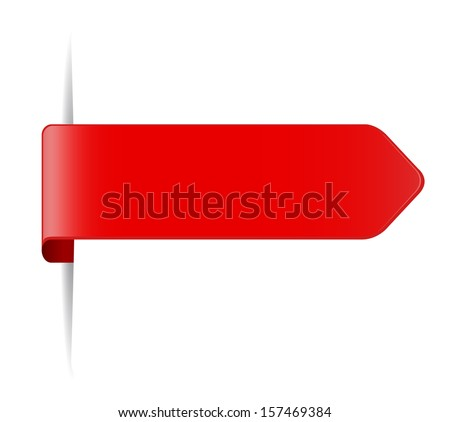 bookmark - stock vector