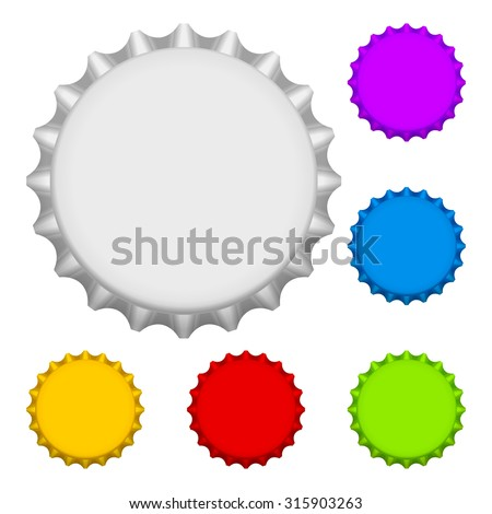 Bottle Cap Vector Stock Images, Royalty-Free Images & Vectors ...