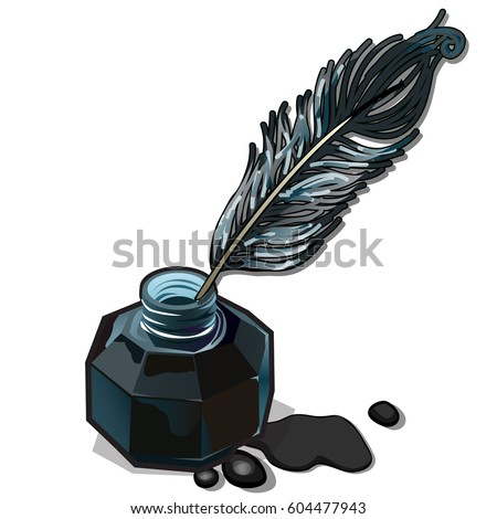 Ink-bottle Stock Images, Royalty-Free Images & Vectors ...