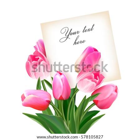 Tulips Banco de vetores, imagens e artes vetoriais | Shutterstock