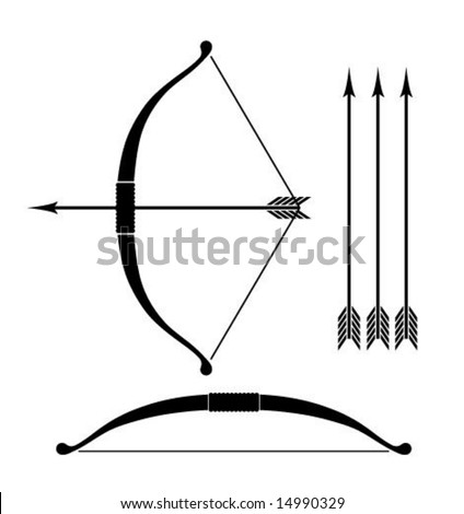 Bow And Arrow Stock Photos, Images, & Pictures | Shutterstock