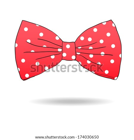 Appealing bow tie vector pics