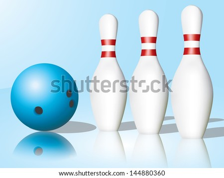 Bowling with Ball