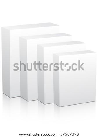 box formation - stock vector