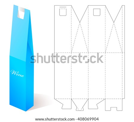 Packaging Box Template Stock Images, Royalty-Free Images & Vectors ...