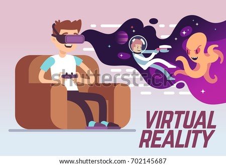 understanding the concepts of virtual reality and simulation An individual who guides and supports participants toward understanding and key concepts are identified key simulation and virtual reality simulation and.