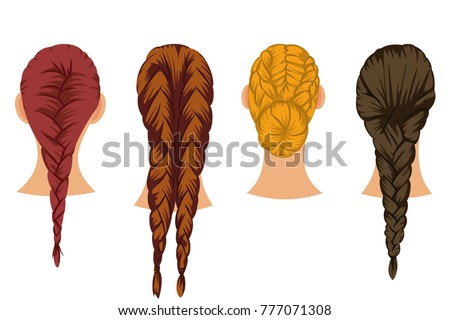 Braid Stock Images Royalty Free Images Amp Vectors
