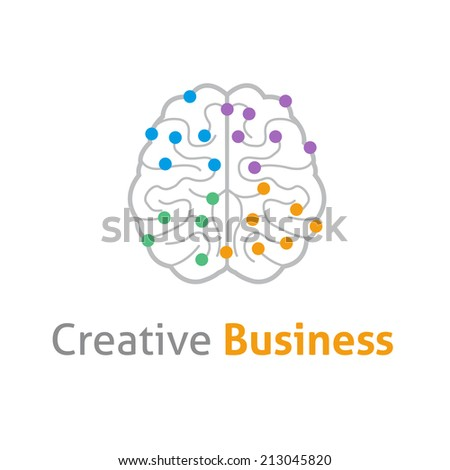 brain vector logo - photo #22