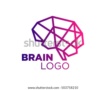 brain vector logo - photo #45