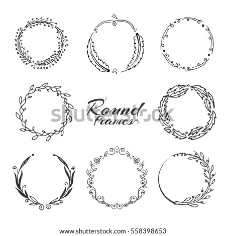 Wreath Stock Images Royalty Free Images Amp Vectors