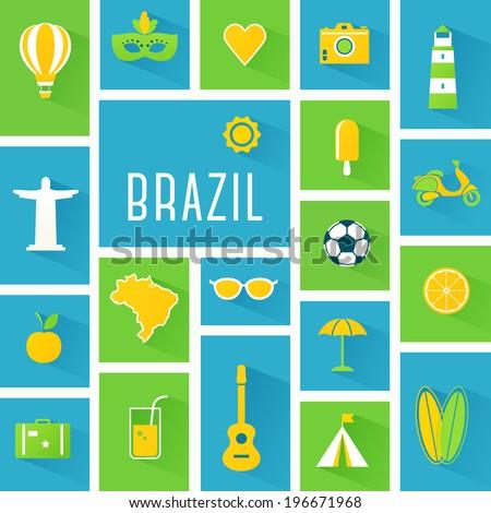 Tourism: Brazil's Location