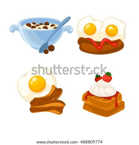 orange juice bacon cereal and orange juice breakfast cookies bacon ...