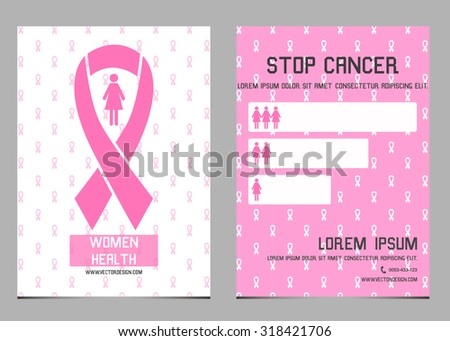 Cancer Flyer Fashionellaconstance