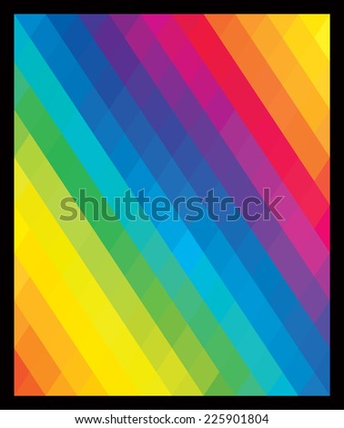 Bright colorful background.