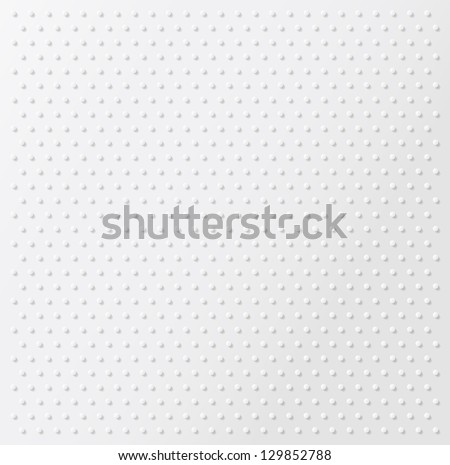 Bright dotted texture background vector illustration - stock vector