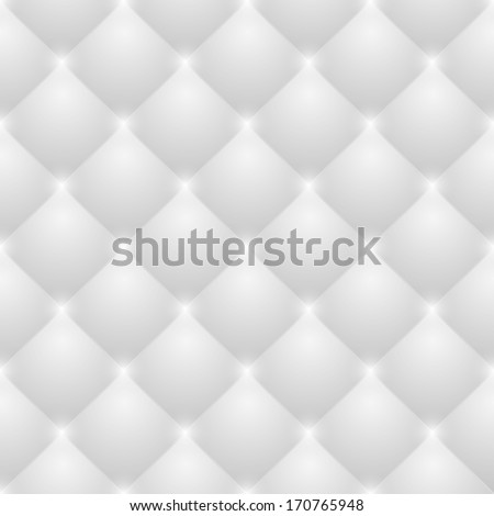 bright grey upholstery background. seamless vector. eps10 - stock vector