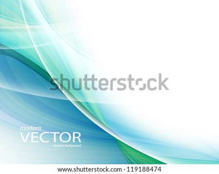bright modern vector with copy space. eps10 - stock vector