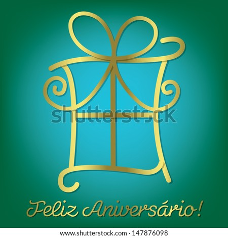 Happy Birthday In Portuguese Images RoyaltyFree Images – Portuguese Birthday Cards