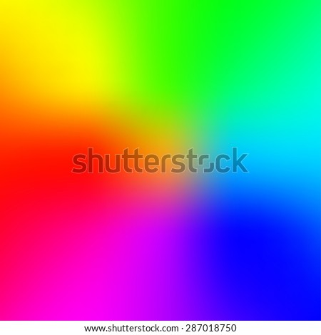 Bright rainbow mesh vector background - stock vector