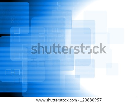 Bright technical background. Vector design eps 10