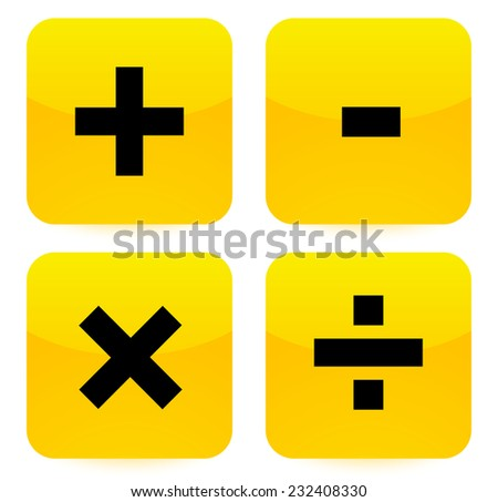 subtraction sign stock images royaltyfree images