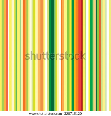 bright yellow striped background on the cover and fabric