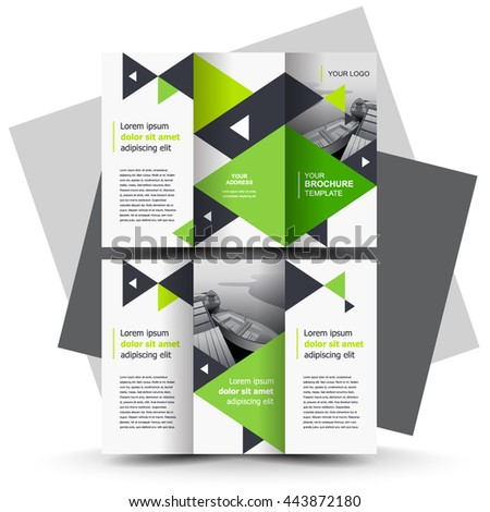 cool brochure template