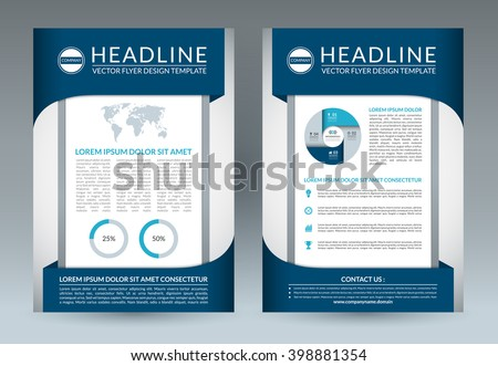 Pamphlet Template Photos RoyaltyFree Images and Vectors – Pamphlet Layout Template