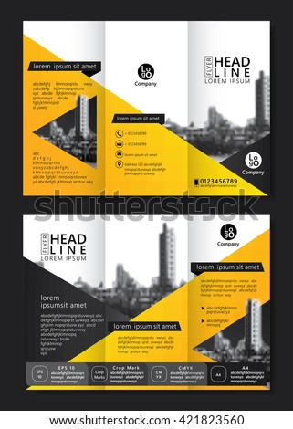 Real Estate Brochure Stock Images RoyaltyFree Images Vectors - Real estate brochure templates free