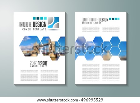 Brochure Template For Presentation