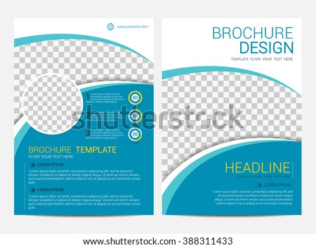 Brochure template stock images royalty free images for Background brochure templates