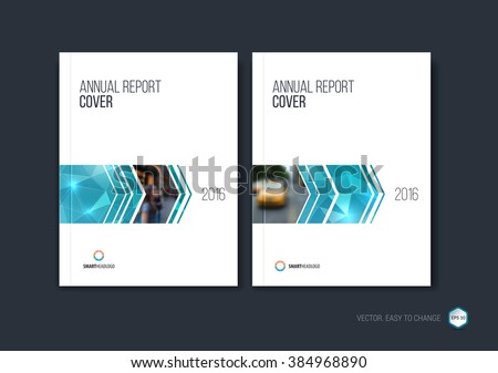 Annual Report Layout fotos billeder til fri afbenyttelse og – Emerald Flyer Template