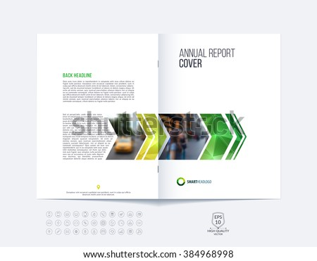 Annual Report Cover Images RoyaltyFree Images Vectors – Annual Report Cover Page Template