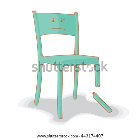 Broken Chair Stock Images Royalty Free Images Amp Vectors