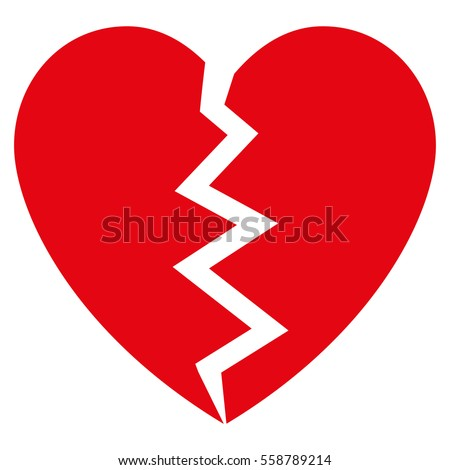 broken heart stock images  royalty free images   vectors Broken Hearts Outline Vector broken heart vector images